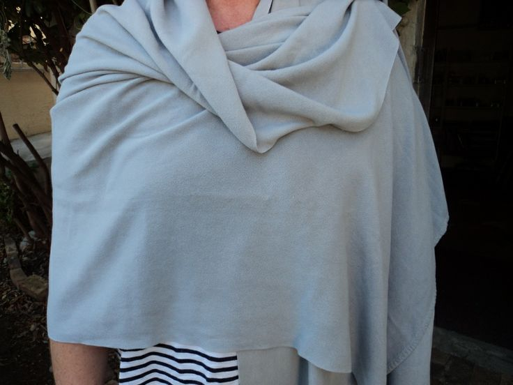 100% Bamboo Shawl, Drapes like cahsmere...best thing? Bamboo is a sustainable resource, grown in SA.http://annmack.co.za/store/products/category/bamboo-shawls/