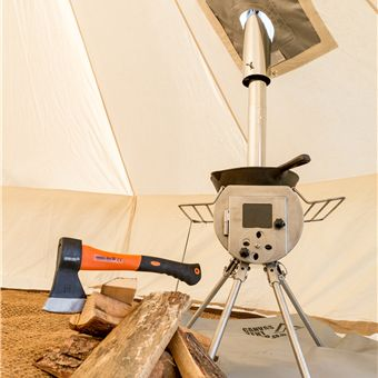 Canvas Tent Shop | Woodburner stoves & 35 best wall tent camping images on Pinterest | Tent camping ...