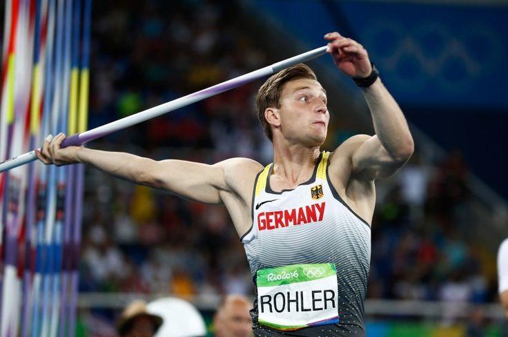 Thomas Röhler wird im Speerwurf der Favoritenrolle gerecht - SPIEGEL ONLINE