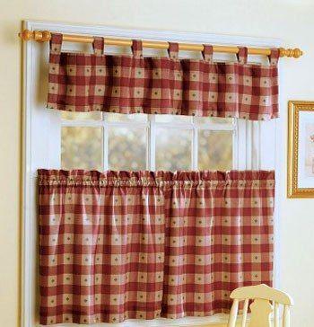 cortinas de cocina