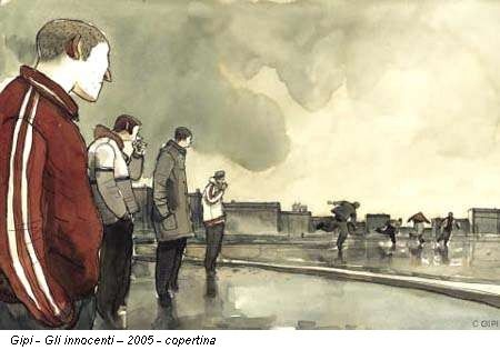 Gipi - Gli innocenti – 2005 - copertina