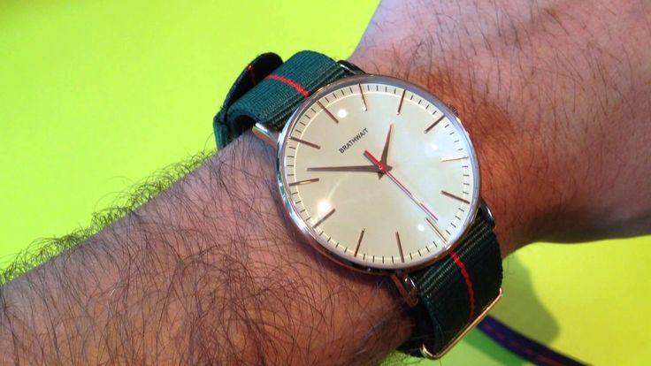 Brathwait Classic Slim Watch Review