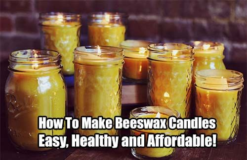 How To Make Beeswax Candles. There is nothing better than the slight scent of honey as you burn a beeswax candle. See how to make your own today!