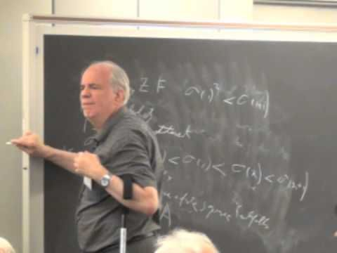 """Saul Kripke """"Non-Standard Models and Gödel's Theorem"""""""