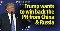 Trump: The US is weak that is why it lost the Philippines to China & Russia Share