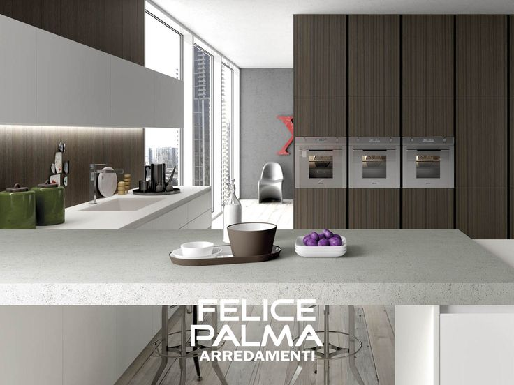 7 best Cucina FORTY di Valdesign images on Pinterest Modern and - italienische kuechen gamma arclinea