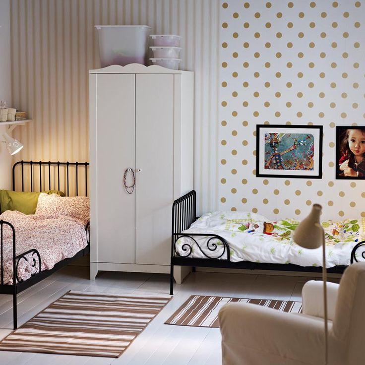 Une chambre d'enfant pour deux - Marie Claire Maison