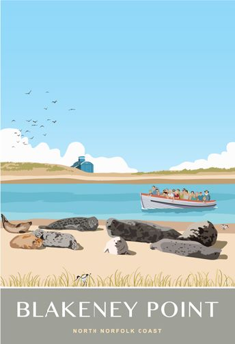 Blakeney Point Seal Trips, Norfolk