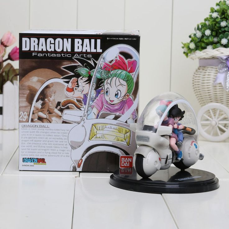 Dragon Ball Z Merchandise UK - Action Figure Collectible