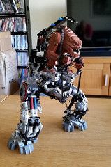 Rancor Mech Suit (Barman76) Tags: lego star wars rancor mech mecha suit bionicle…