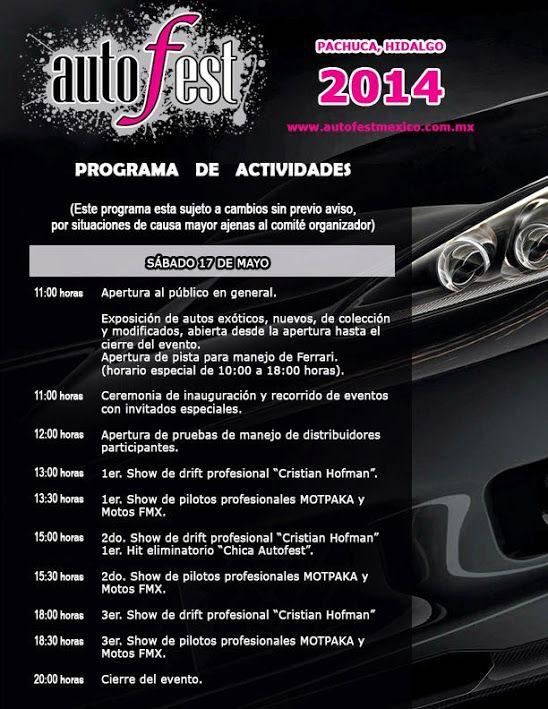 #Autofest México: Google+
