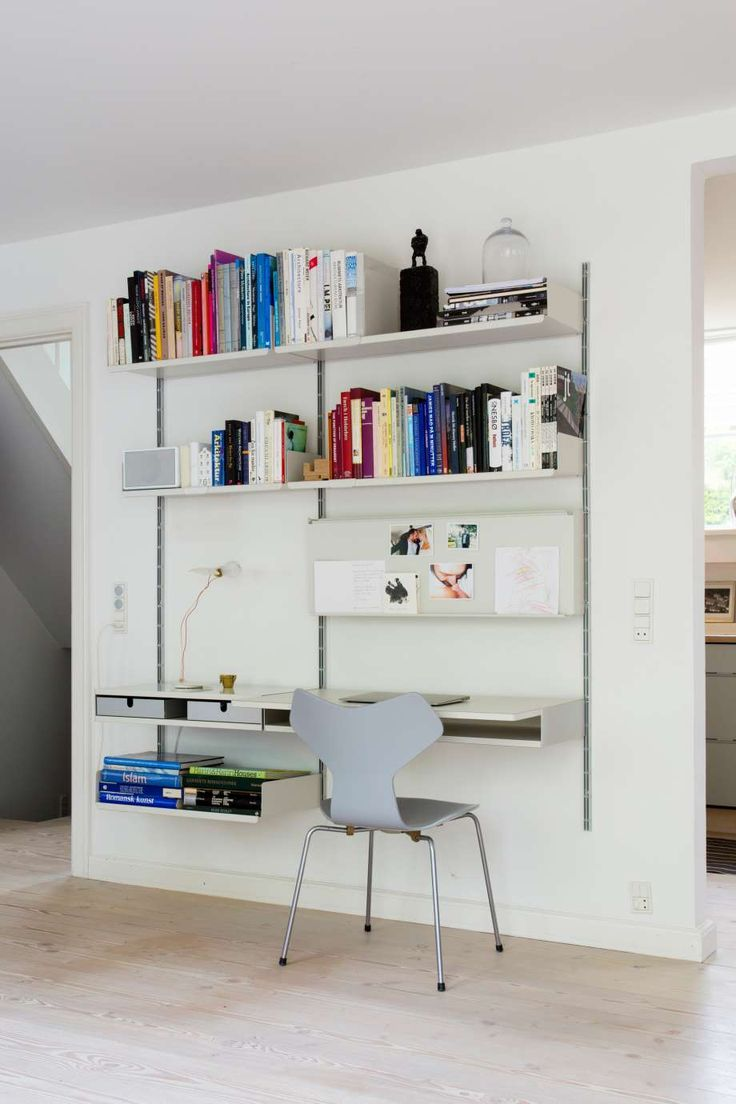 606 Universal Shelving System Designed by Dieter Rams in 1960 and made by Vitsœ ever since