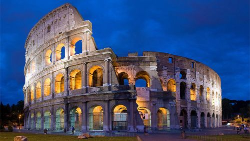 Rome: A City of Majestic Structures. One of the birthplaces of western civilizations, the mention of Rome instantly conjures up images of grand churches, majestic fountains and ancient ruins.