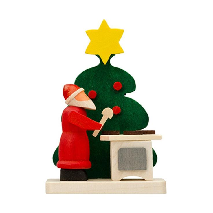 Graupner Trees - Cooking with Santa