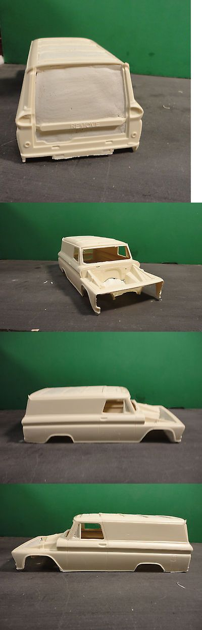 Other Automotive Models and Kits 1190: Resin 1966 Chevy Panel Truck 1 25 Scale Amt- Revell No Minnesota Sales -> BUY IT NOW ONLY: $30 on eBay!