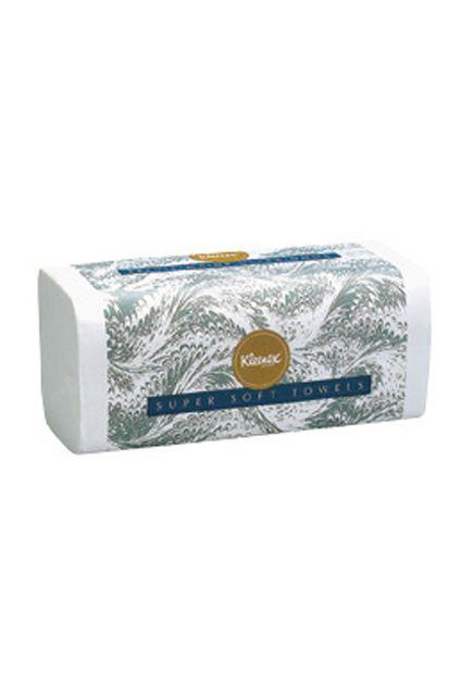 Kleenex, Essuie-mains en plis multiple Blanc