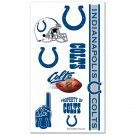 Indianapolis Colts Temporary Tattoos #Indianapolis #Indiana #Colts #IndianapolisColts #Memorabilia #Sports #Merchandise #Football #NFL | Order Today At www.sportsnutemporium For Only $1.95