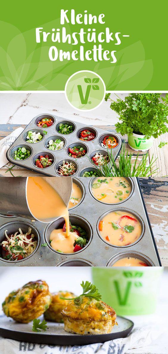 Rezept: Kleines Frühstücksomelett   – kitchen