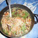 Soupe chinoise au canard – recette Soupe chinoise au canard La meilleure image selon vos envies sur recette de soupe tha…