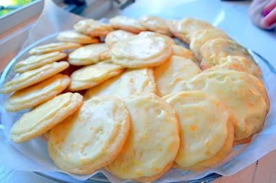 Glazed Citrus Doodles! Look so yummy! | Food | Pinterest