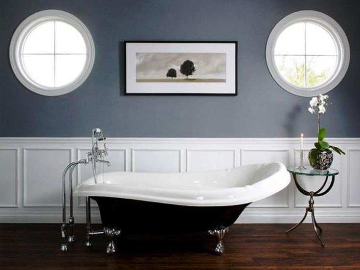 Photo Of Wainscoting In Bathroom Pictures u Home Furniture Decors Bathrooms with Wainscoting Can Make the Room