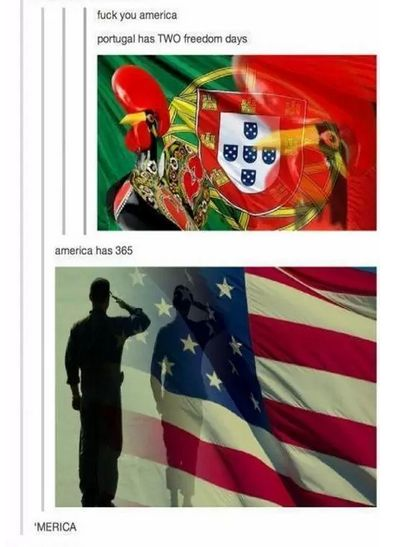 America | Funny Tumblr Post