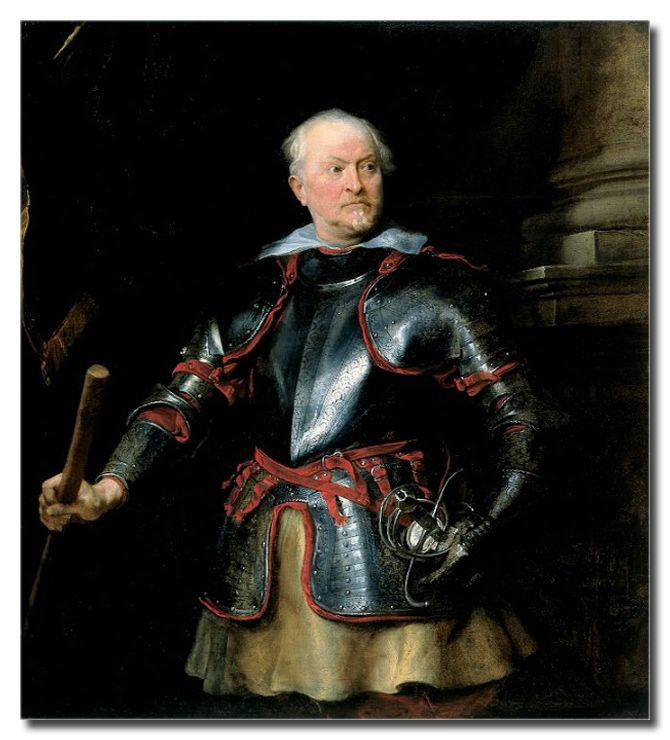 Reprodukcja Antoon van Dyck kod obrazu dyck97