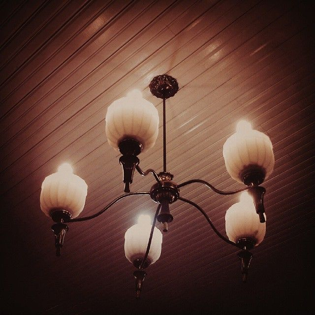 Casa de Brusque. #chandelier.