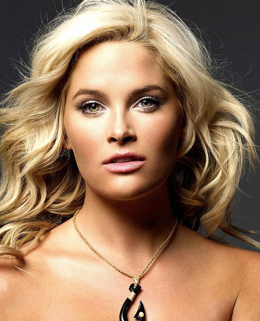 Whitney Thompson (Inspiration for Claudia Schmidt in Primal Surrender by Lori King)