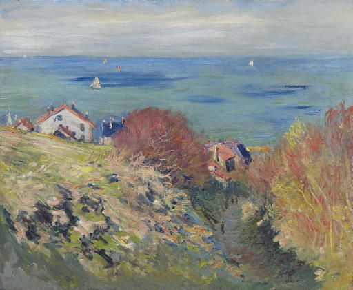 Art History News: CLAUDE MONET at AUCTION