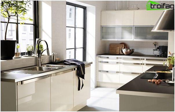Κουζίνα από Ikea - 140 από τις καλύτερες φωτογραφίες από τον κατάλογο 2016