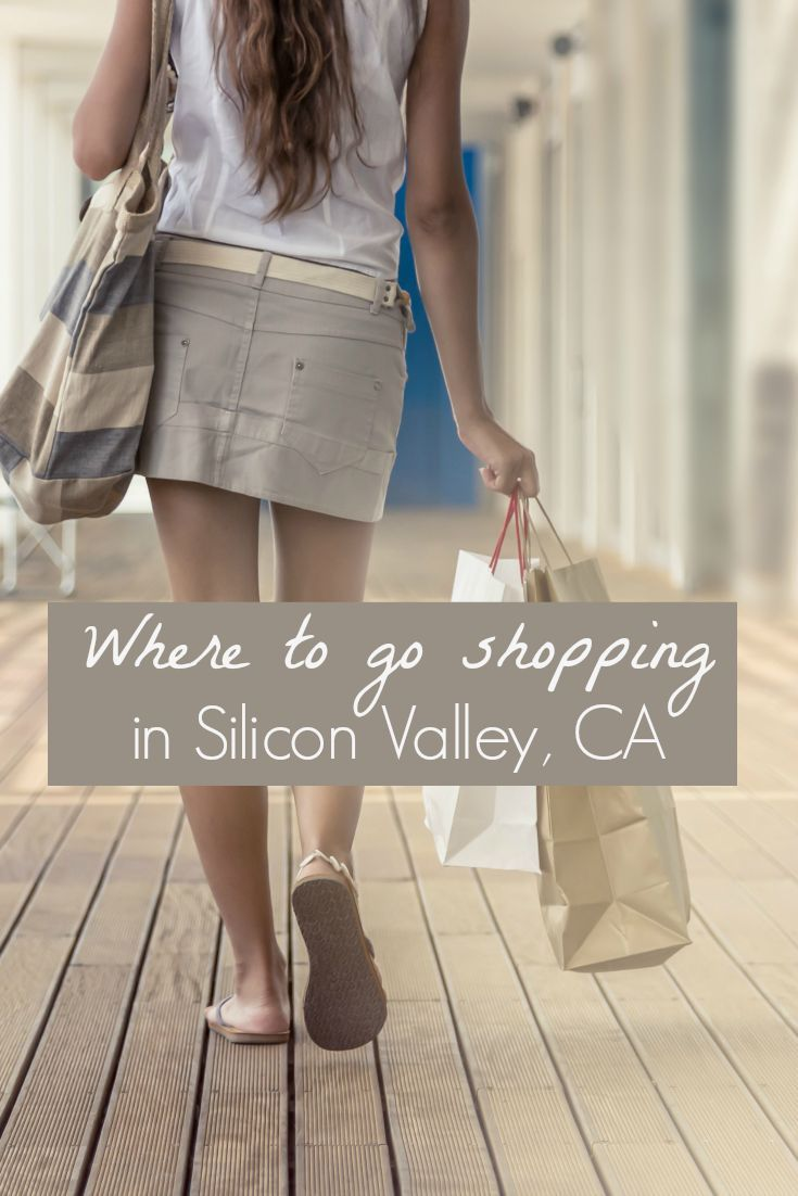 Where to go shopping in San Jose & Silicon Valley, California. A guide to shopping malls, the top shopping districts, flea markets, antiques, outlets, and more.