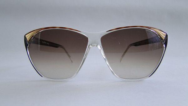Piave 291 Crystal/Havana Sunglasses. Classic crystal/havana sunglasses from 80s by Piave. #vintage #vintagefashion #vintageframes #eyeglasses #sunglasses #vintagesunglasses #vintageeyeglasses #piave