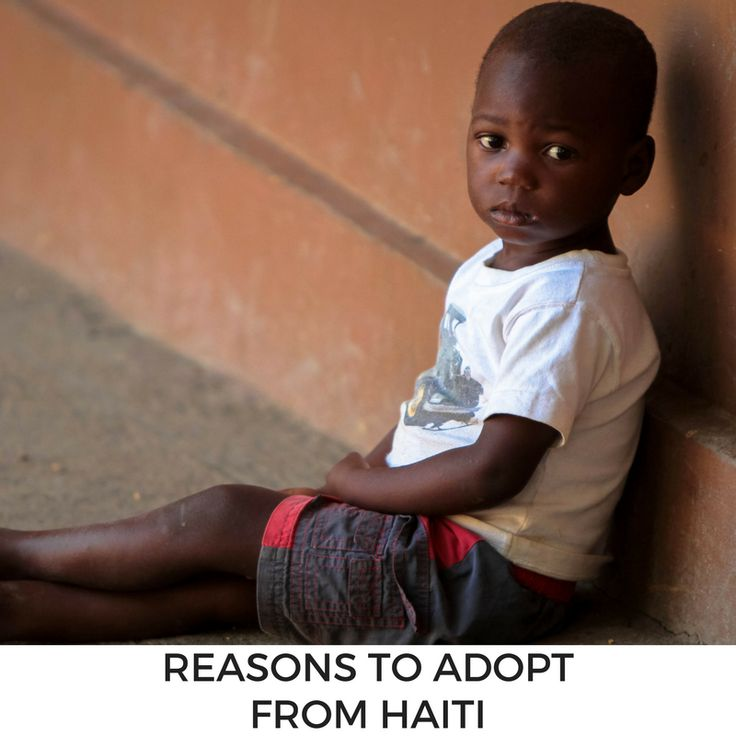 Considering international adoption? Adopting from Haiti could be a good fit for your family!