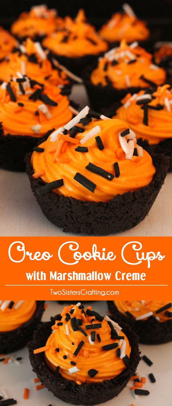 25+ best Halloween desserts ideas on Pinterest | Halloween treats ...