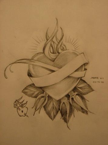 sacred heart- my next tattoo