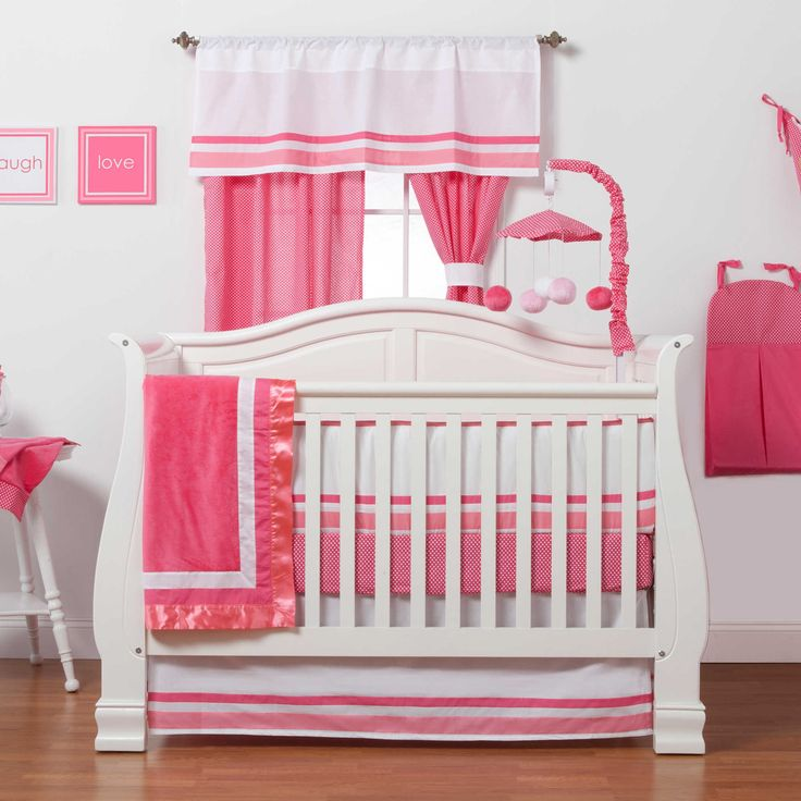 Best 25+ Pink crib bedding ideas on Pinterest | Nursery ...