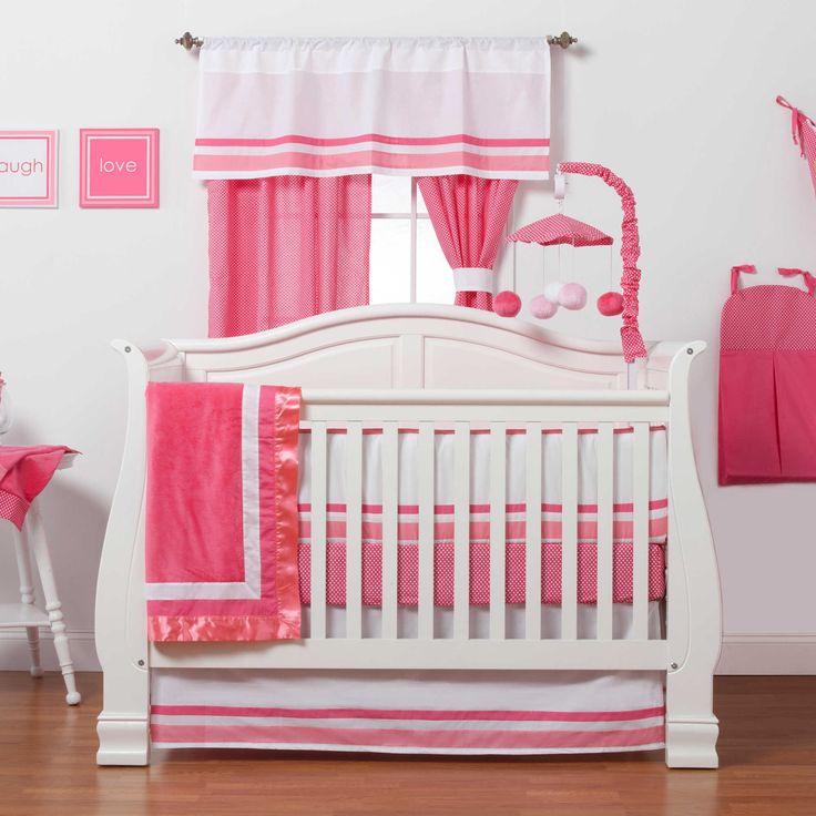 Best 25+ Pink crib bedding ideas on Pinterest