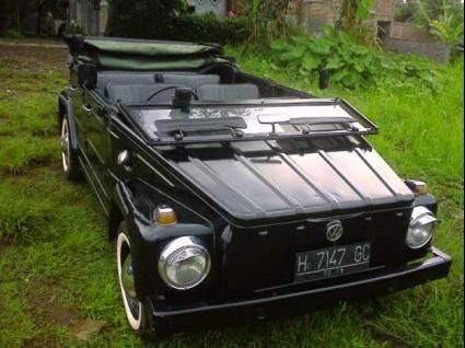 VW Thing, car wars are converted to safari vehicles « Volkswagen Lovers