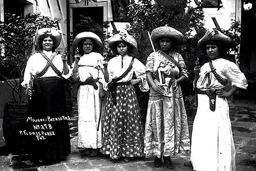 revolutionary mexican women essay Let us write or edit the essay on your topic role and participation of women in the mexican revolution with a personal 20% discount.