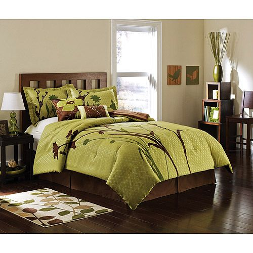 Hometrends Marmon Bedroom Comforter Set I Would Have Never Thought Of This Colo