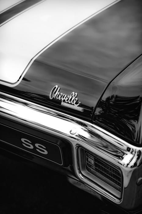 1970 Chevrolet Chevelle SS 396 - By Gordon Dean II...