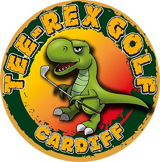 Tee rex adventure golf logo