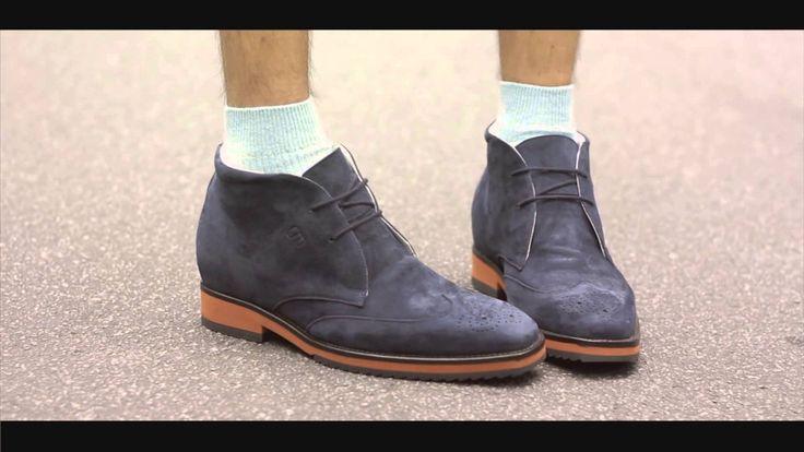 Guidomaggi, scarpe moda uomo rialzate per l'estate 2014