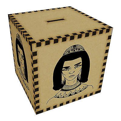 #Large #'egyptian woman' money box / #piggy bank (mb00026573),  View more on the LINK: http://www.zeppy.io/product/gb/2/252575205677/
