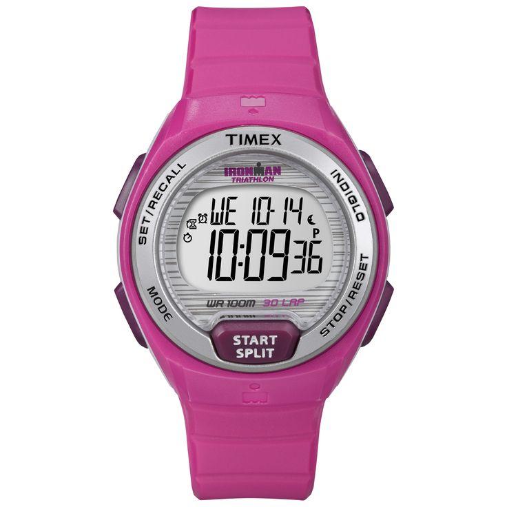 Timex T5K7619J Women's Ironman Oceanside 30-lap Digital Watch