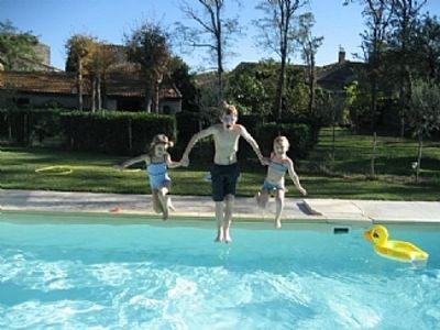 Parc De Lignieres, Traditional Village House, Pool & Large Private Walled Garden. Holiday house for rent from £150/PN with the added security of our fraud protection. 8022125