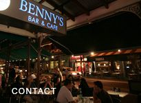 Bennys Bar + Cafe Fremantle Cappuccino Strip