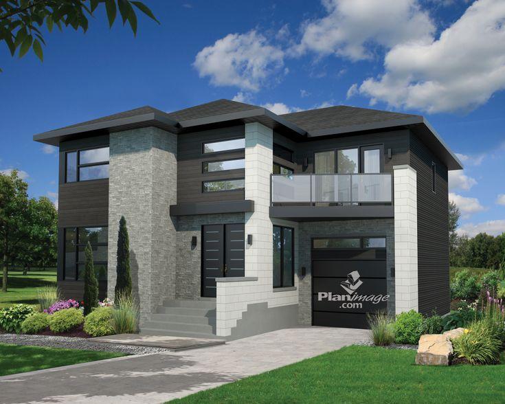 les 25 meilleures id es de la cat gorie garage attenant sur pinterest entr e de garage porte. Black Bedroom Furniture Sets. Home Design Ideas