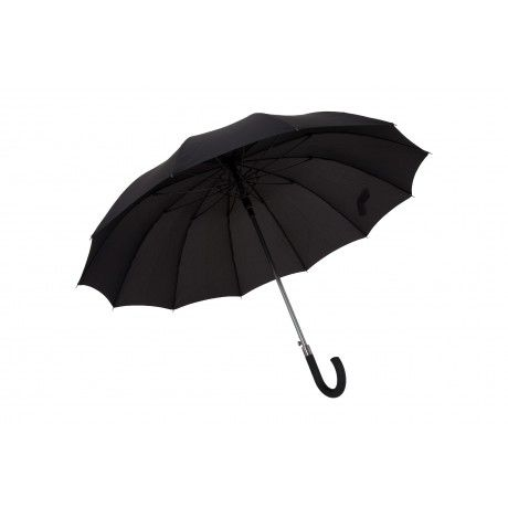 With a diameter of 104cm the Susino Wide Umbrella gives you exceptional cover when the rain starts coming down on you.